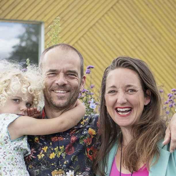 Janneke Robers & Jasper Jobse: ontwierpen hun eigen energiezuinige en milieuvriendelijke huis