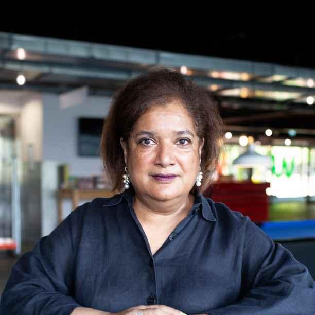 Sandra Chedi: runt een hostel en broedplaats in een achterstandswijk