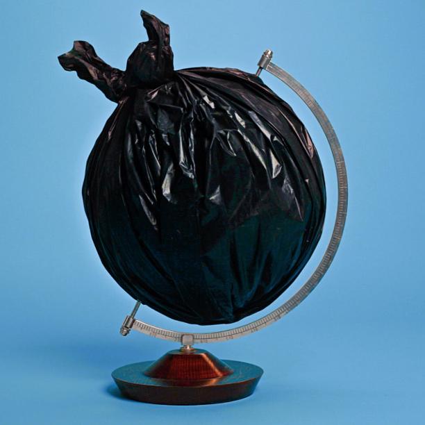 Weg met wegwerpplastic
