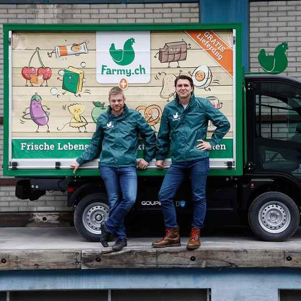 Farmy maakt lokaal en seizoensgebonden eten simpel